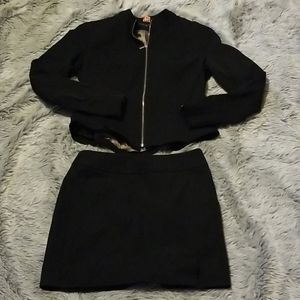 Logic brand Women's Jacket and Skirt Suit
